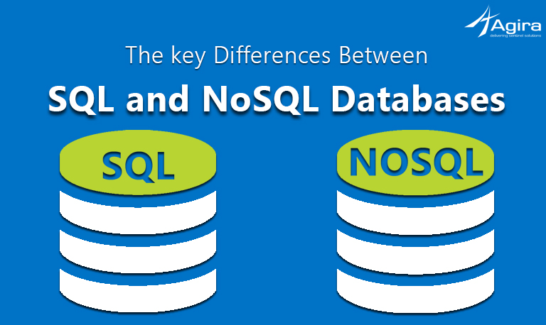 differences between SQL and NoSQL databases
