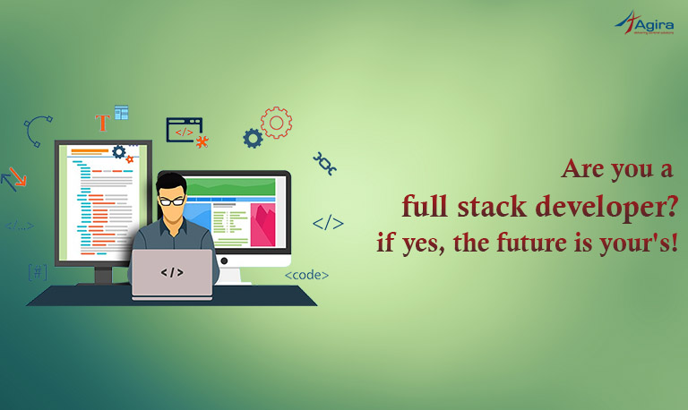 Reasons Why You Should Become A Full Stack Developer