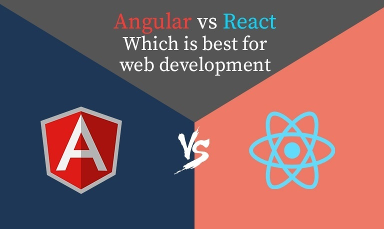 Angular vs React - Which is best for web development1