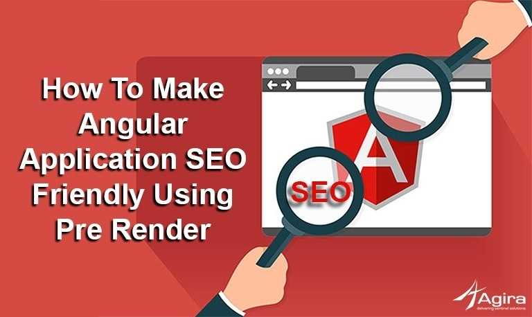 How to make Angular Application SEO Friendly Using Pre Render