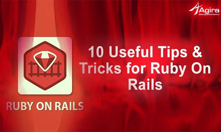 10 Useful Tips & Tricks for Ruby On Rails Developers
