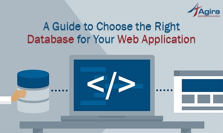 A guide to choose the right Database for Your web Application
