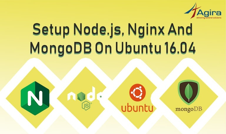 Setup Node.js, Nginx And MongoDB On Ubuntu 16