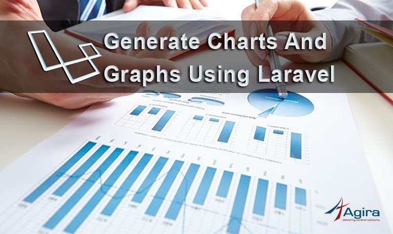 Generate Charts and Graphs using laravel