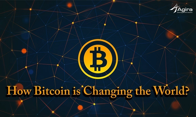 How Bitcoin is changing the world_