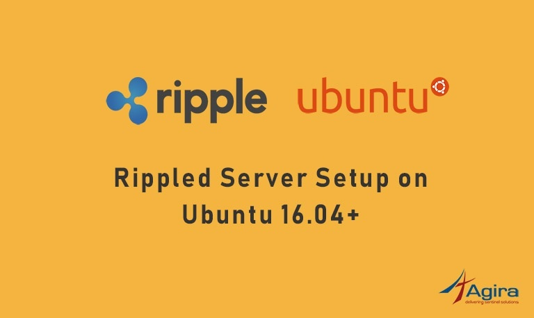 Rippled Server Setup on Ubuntu 16