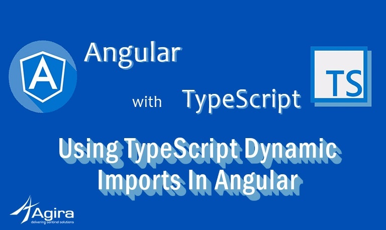 Using TypeScript Dynamic Imports in Angular