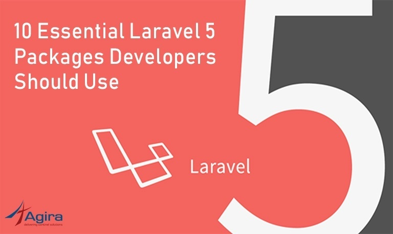 10 Essential Laravel 5 Packages developers Should Use