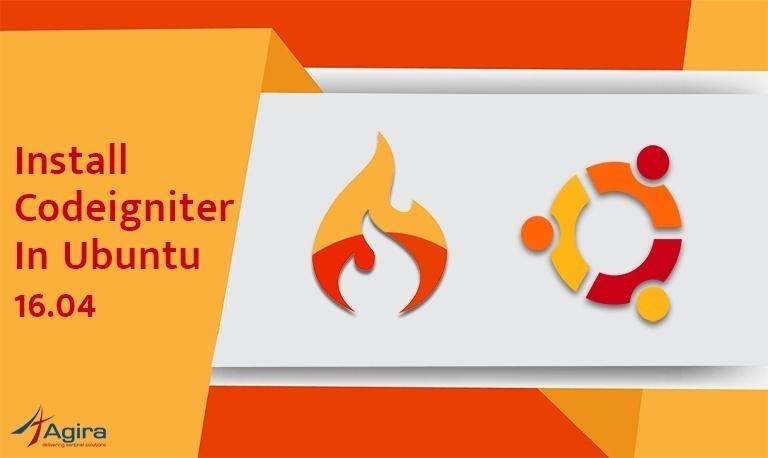 Install codeigniter in ubuntu 16