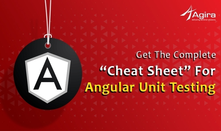 Get The Complete Cheat Sheet For Angular Unit Testing