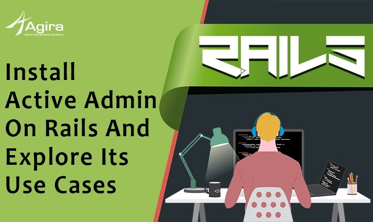 Install active admin on Rails and explore its use cases