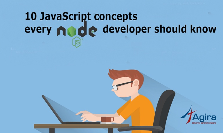 10 JavaScript concepts every Node.js developer should know