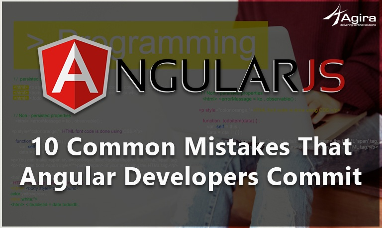 10 common mistakes that angular developers commit