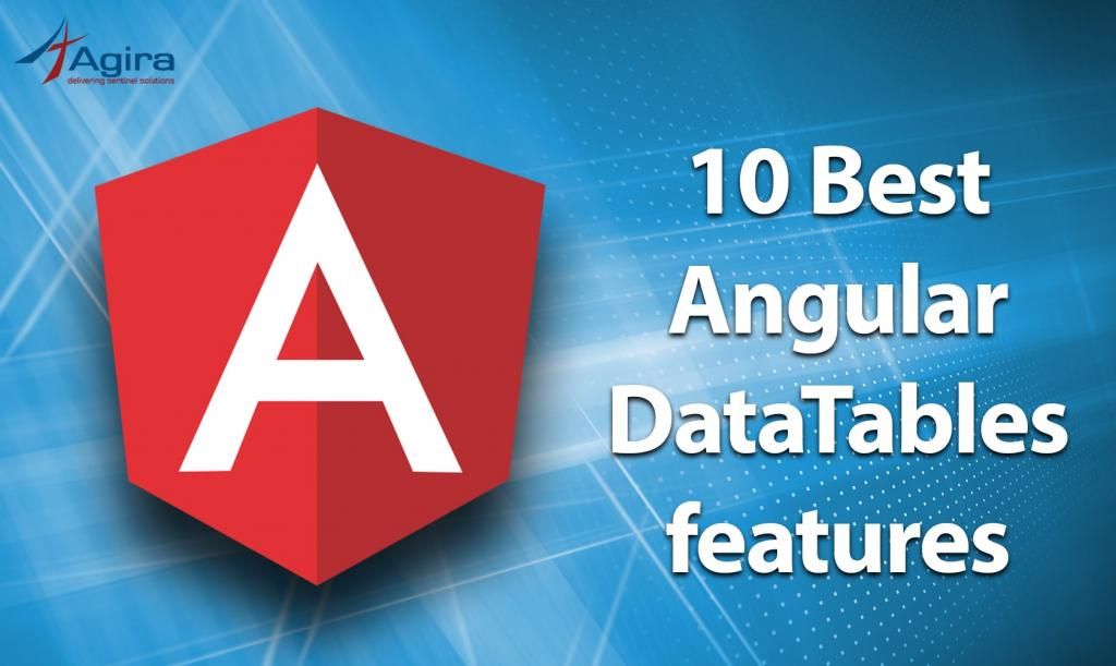 10 Best Angular DataTables features