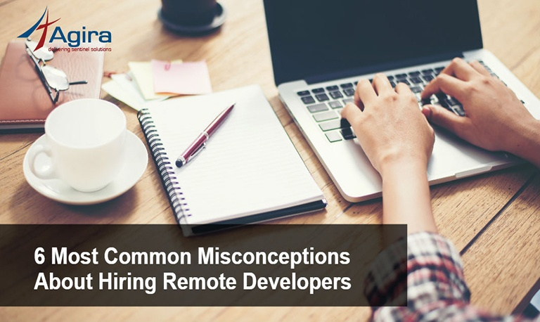 6 Most Common Misconceptions About Hiring Remote Developers