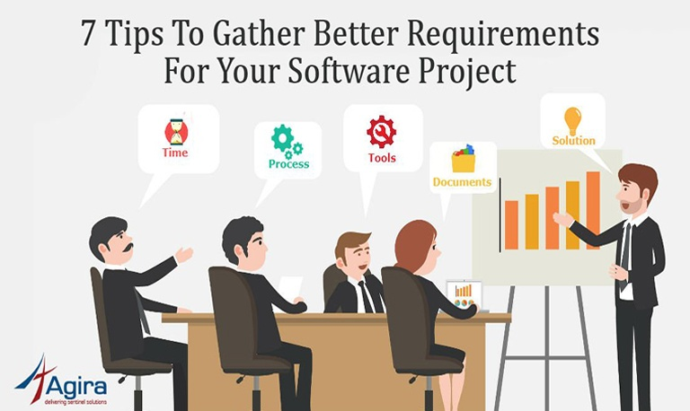 7 Tips to Gather Better Requirements For Your Software Project