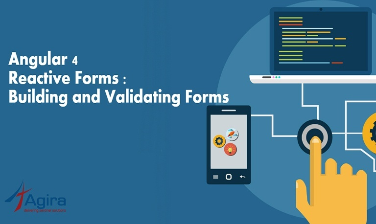 Angular 4 Reactive Forms Building and Validating Forms