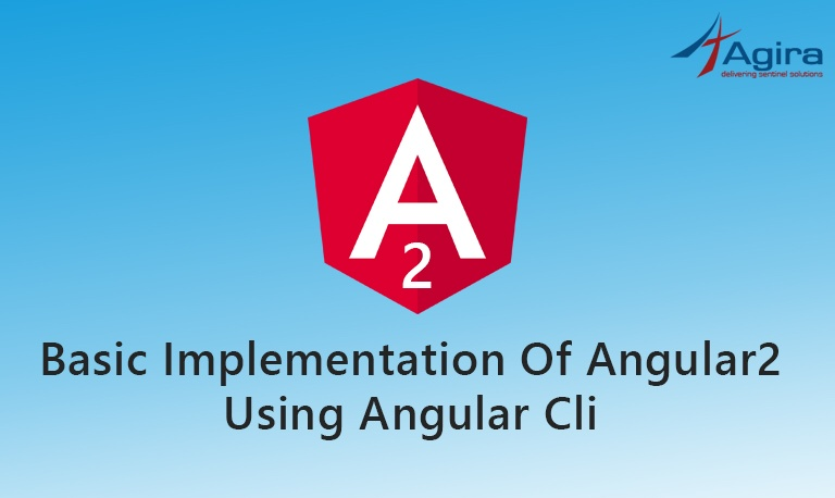 Basic Implementation of Angular2 using Angular CLI