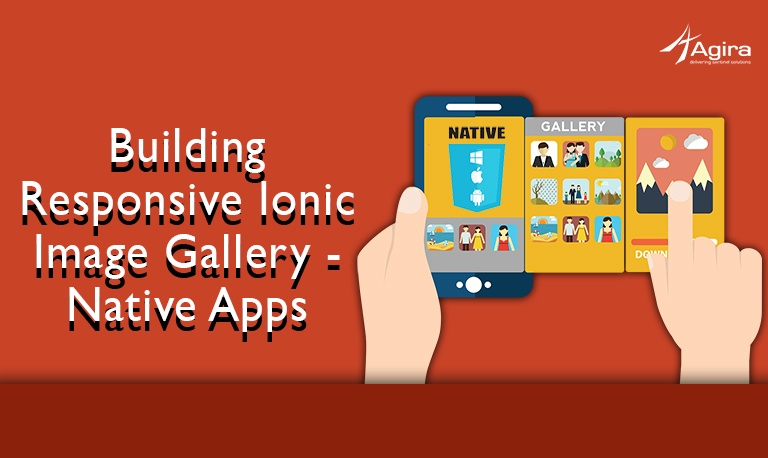 Building responsive Ionic Image gallery - Native Apps