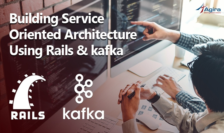 Building service oriented architecture using rails & kafka