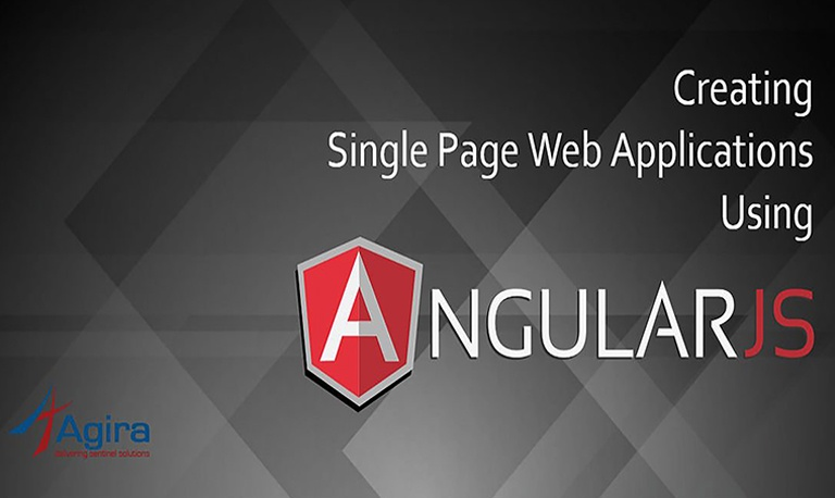 angularjs single page application tutorial