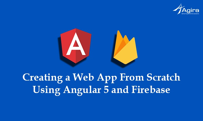 Creating a Web App From Scratch Using Angular 5 and Firebase