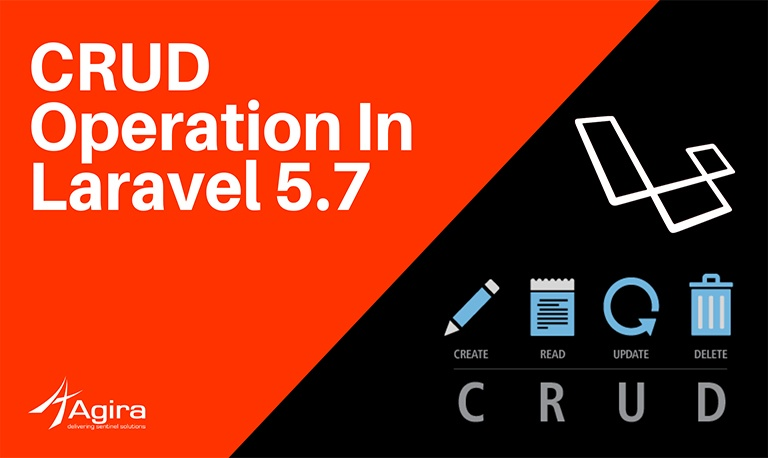 Crud operation in laravel 5.7