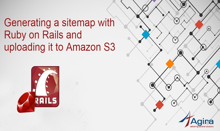Generating a sitemap with Ruby on Rails and uploading it to Amazon S3