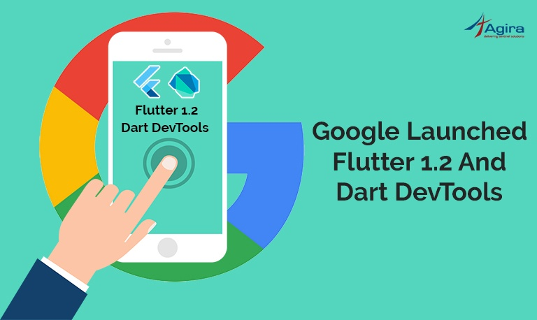 Google launched Flutter 1