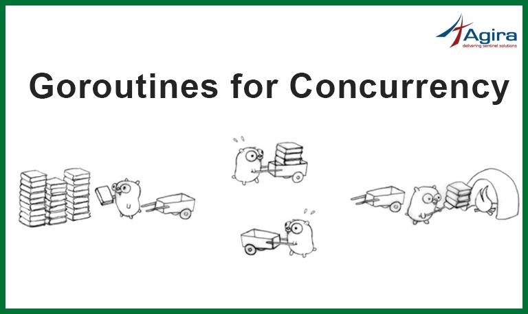 Goroutines for Concurrency