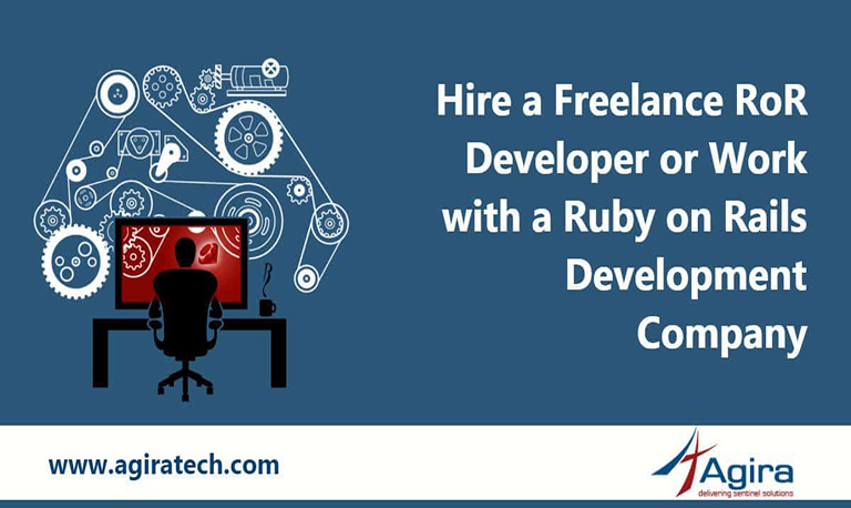 Hire a Freelance RoR Developer or Work with a ROR Development Company