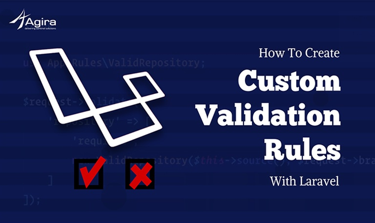 How To Create Custom Validation Rule in Laravel