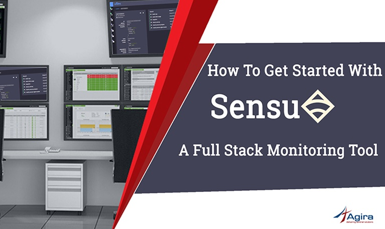 How To Get Started With Sensu – A Full Stack Monitoring Tool