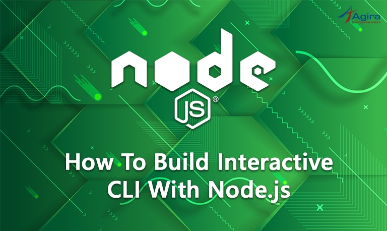 How to build interactive CLI with Node