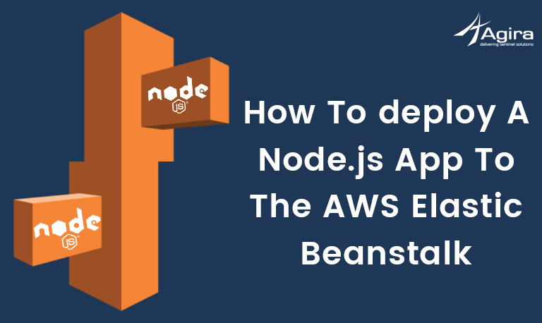 How to deploy a Node js app to the AWS Elastic Beanstalk