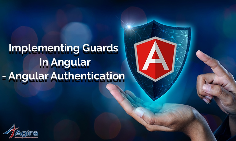 Implementing guards In Angular - Angular authentication