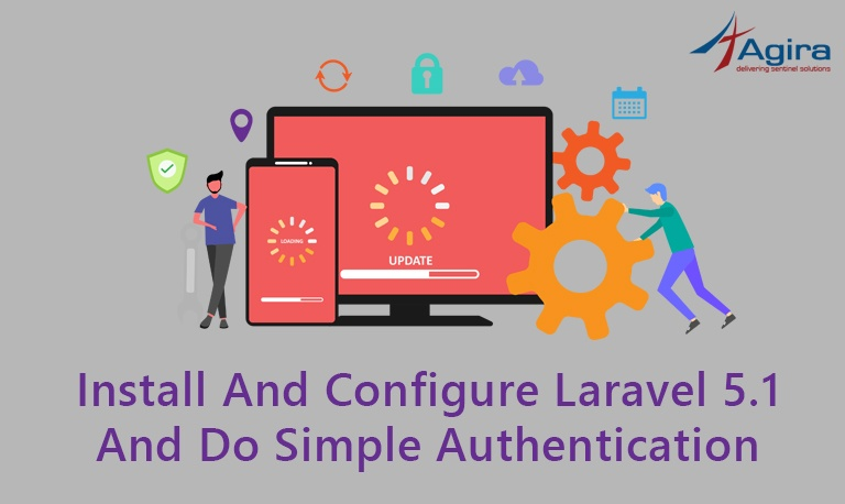 Install and Configure Laravel 5
