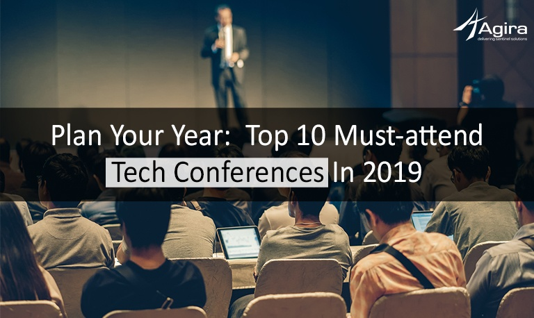 Plan Your Year_ Top 10 Must-Attend Tech conferences in 2019