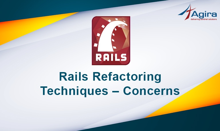 Rails Refactoring Techniques – Concerns