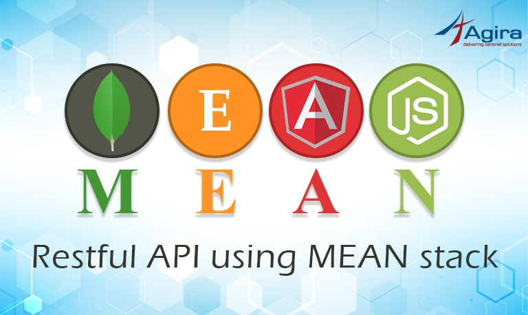 Restful API using MEAN stack