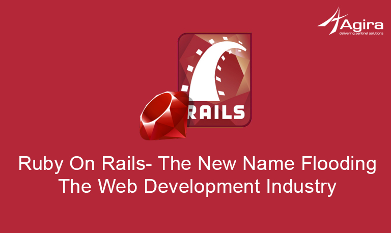 Ruby on Rails- The New Name Flooding the Web Development Industry