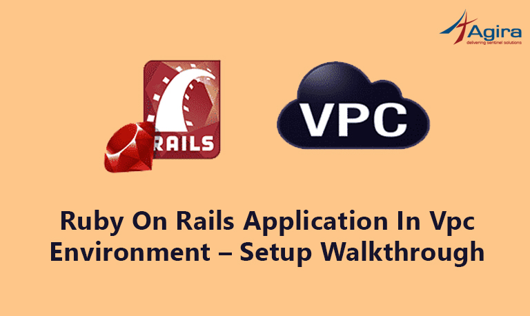 Ruby on Rails application in VPC environment – Setup walkthrough
