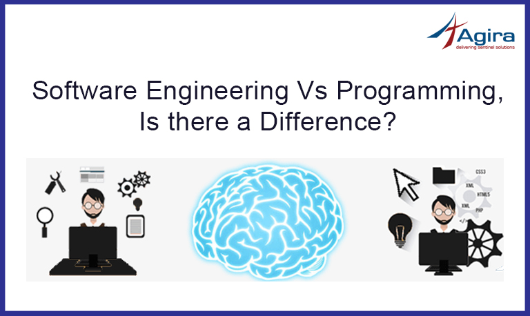 Software Engineering Vs Programming, Is there a Difference