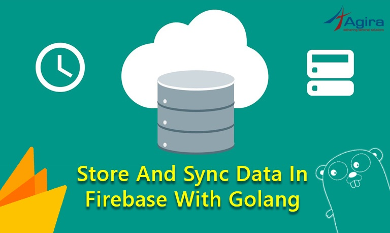 Store and sync data in Firebase with Golang