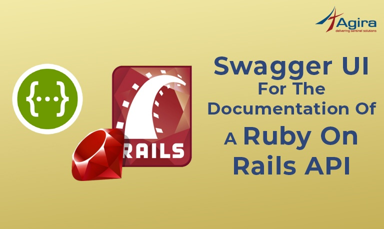 Swagger UI for the documentation of a Ruby On Rails API