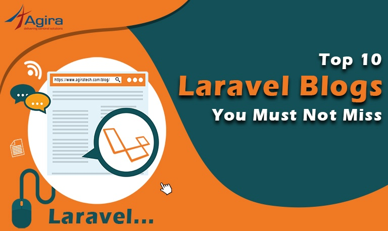 Top 10 Laravel Blogs you must not miss