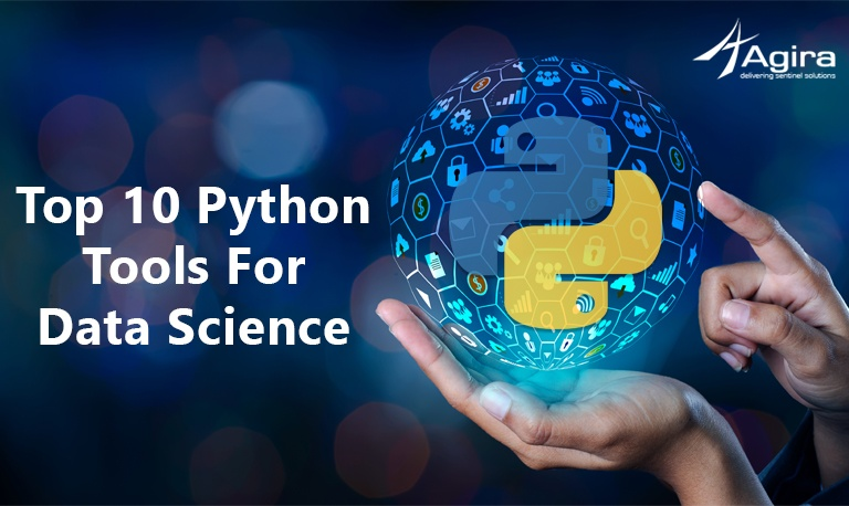 Top 10 Python tools for data science