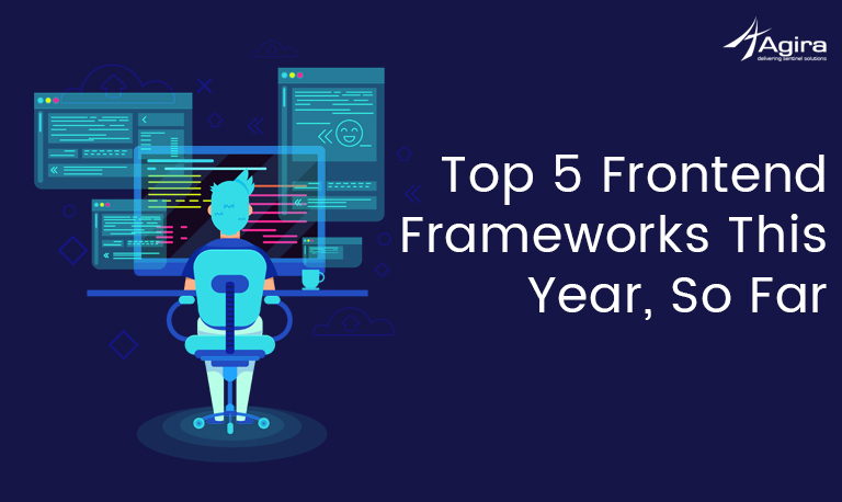 Top 5 Frontend Frameworks this year, so far