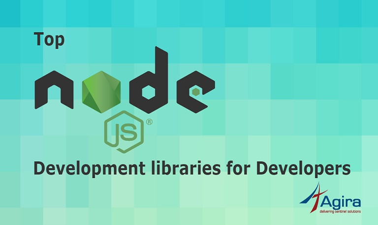 Top Node.js Development Libraries For Developers