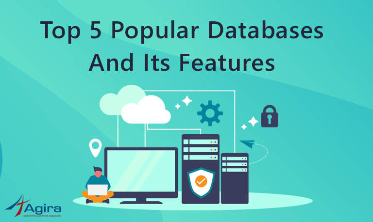 10 popular databases and its features
